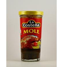 Mole vermell La Costeña en pasta 235 grs.