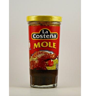 Mole rojo La Costeña en pasta 235 grs.