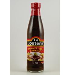 Salsa de chile chipotle La Costeña 145 grs.
