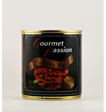 Cochinita pibil Gourmet Passion 285 grs.