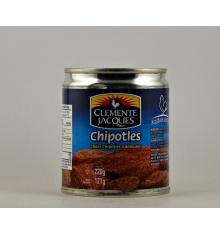 Chiles chipotles adobats Clemente Jacques 220 grs.