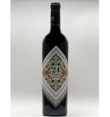 24 Mozas wine