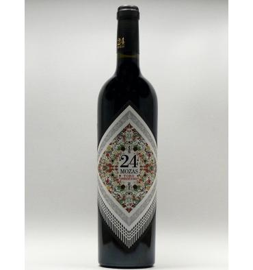 24 vins de Mozas