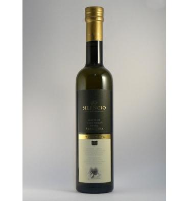 Extra virgin olive oil El Silencio Picual 500 ml Torres.