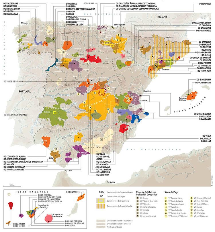 Vinos_en_Espana_Denominaciones_de_Origen_D.O._Wines_from_Spain_ICEX